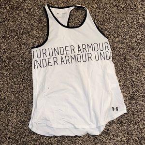 under armour workout tank top